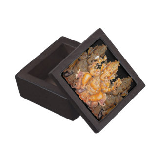 Golden Ganesh Gift Box