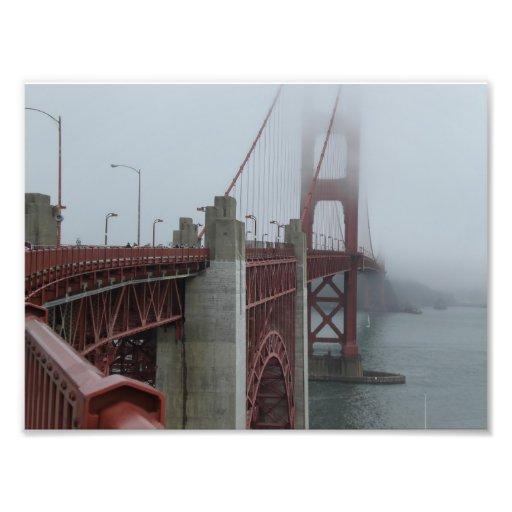 Golden Gate 2 Arte Fotográfico