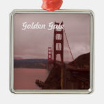 Golden Gate Adornos De Navidad