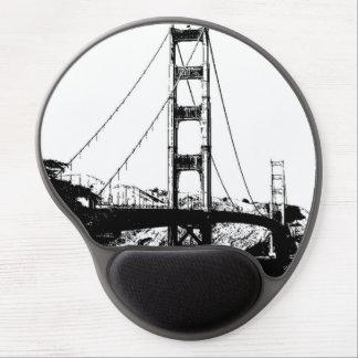 Golden Gate Alfombrillas De Ratón Con Gel