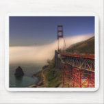 Golden Gate and Sutro Tower Mouse Pad
