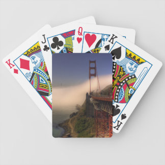 Golden Gate and Sutro Tower Deck Of Cards