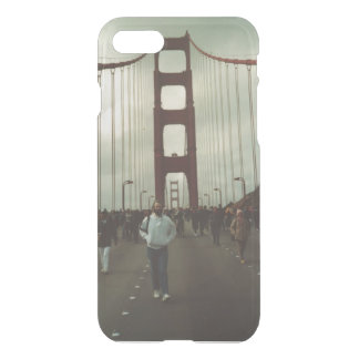 Golden Gate Briddge Walk 1987 iPhone 7 Case