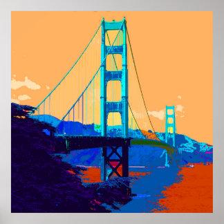 Golden_Gate_Bridge_010 Poster