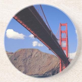 Golden Gate Bridge 10 Drink Coaster