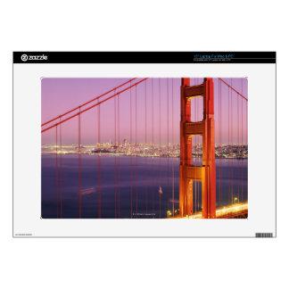 "Golden Gate Bridge 15"" Laptop Skin"