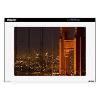 "Golden Gate Bridge 2 15"" Laptop Skin"