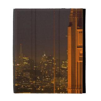 Golden Gate Bridge 2 iPad Folio Covers