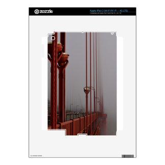 Golden Gate Bridge 2 Decals For iPad 3