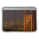 Golden Gate Bridge 2 MacBook Sleeves