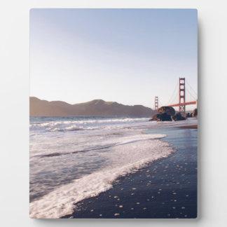 Golden Gate Bridge 2 Plaque