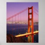 Golden Gate Bridge 2 Poster