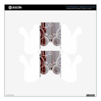 Golden Gate Bridge 2 Skins For PS3 Controllers