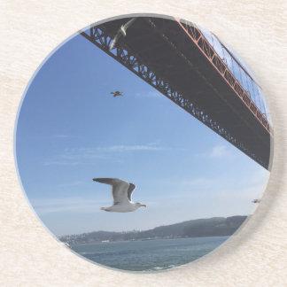 Golden Gate Bridge 3 Coaster