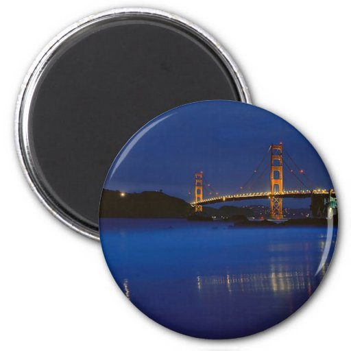 Golden Gate Bridge 3 Magnets
