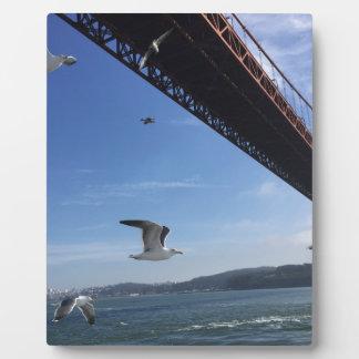 Golden Gate Bridge 3 Plaque
