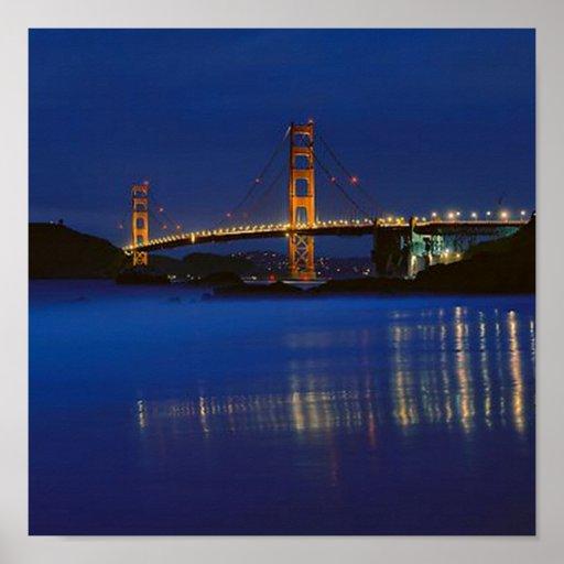 Golden Gate Bridge 3 Posters