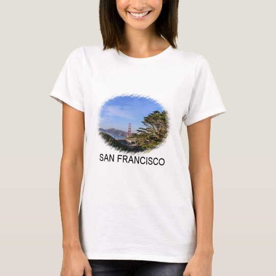 Golden Gate Bridge #3 T-Shirt