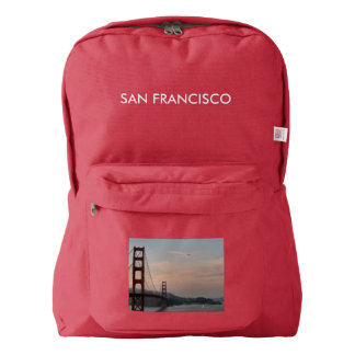 Golden Gate Bridge American Apparel™ Backpack