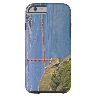 Golden Gate Bridge and San Francisco. 2 Tough iPhone 6 Case