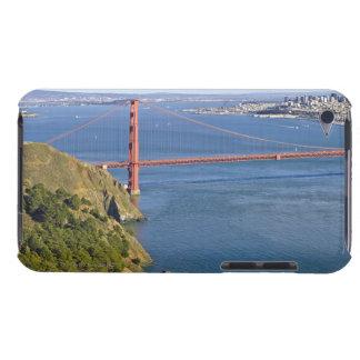 Golden Gate Bridge and San Francisco. 2 Case-Mate iPod Touch Case