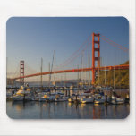 Golden Gate Bridge and San Francisco 2 Mouse Pad