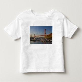 Golden Gate Bridge and San Francisco 2 Toddler T-shirt