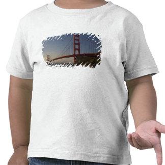 Golden Gate Bridge and San Francisco 3 T Shirt