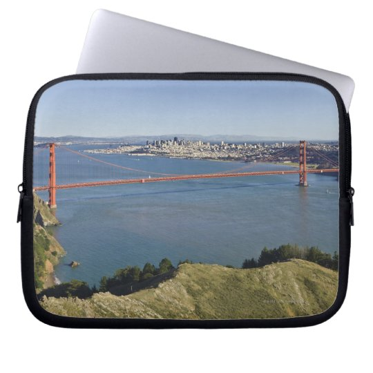 Golden Gate Bridge and San Francisco. 4 Computer Sleeve