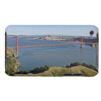 Golden Gate Bridge and San Francisco. 4 iPod Case-Mate Case