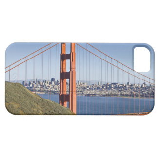 Golden Gate Bridge and San Francisco. iPhone 5 Cover