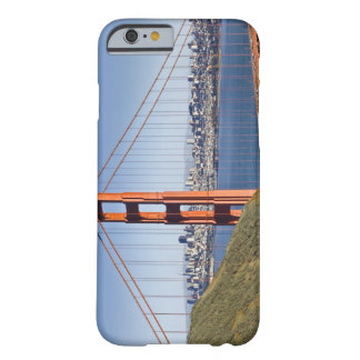 Golden Gate Bridge and San Francisco. Barely There iPhone 6 Case