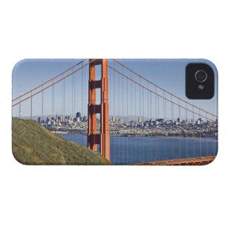 Golden Gate Bridge and San Francisco. iPhone 4 Cases