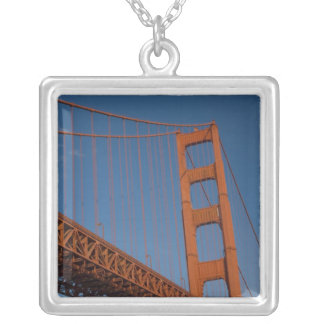 Golden Gate Bridge as viewed from Fort Point Necklace