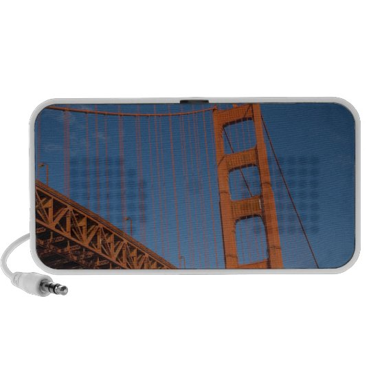 Golden Gate Bridge as viewed from Fort Point Speaker