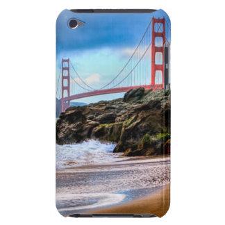 Golden Gate Bridge at sunset Case-Mate iPod Touch Case
