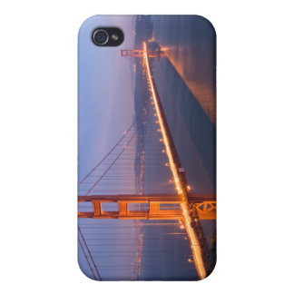 Golden Gate Bridge at Sunset Covers For iPhone 4