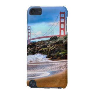 Golden Gate Bridge at sunset iPod Touch 5G Cover