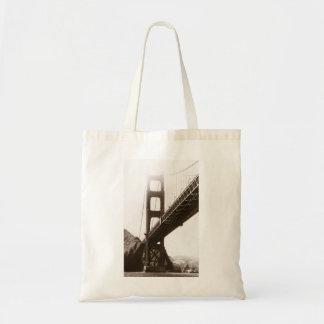 Golden Gate Bridge Budget Tote Bag