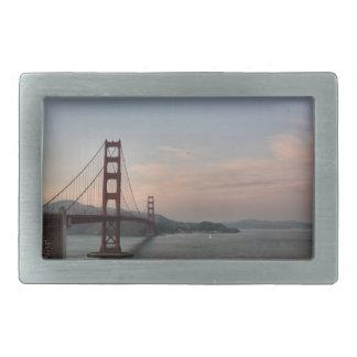 Golden Gate Bridge Belt Buckle