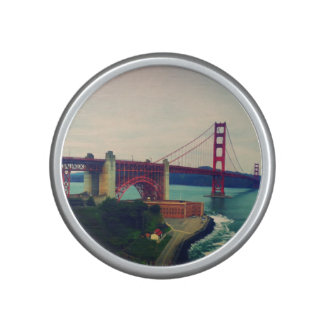 Golden Gate Bridge Bluetooth Speaker