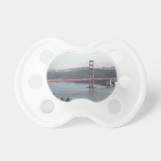 Golden Gate Bridge BooginHead Pacifier