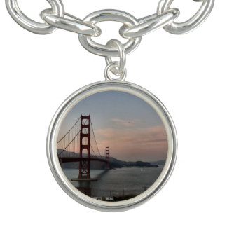 Golden Gate Bridge Bracelet