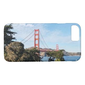 Golden Gate Bridge, California CA iPhone 8/7 Case