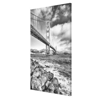 Golden Gate Bridge, California Canvas Print