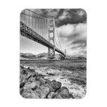 Golden Gate Bridge, California Flexible Magnets