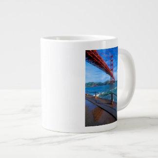Golden Gate Bridge, California Giant Coffee Mug
