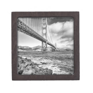 Golden Gate Bridge, California Keepsake Box