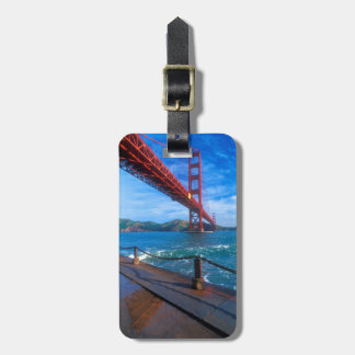 Golden Gate Bridge, California Luggage Tag