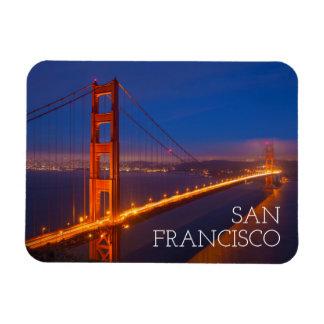 Golden Gate Bridge, California Magnet